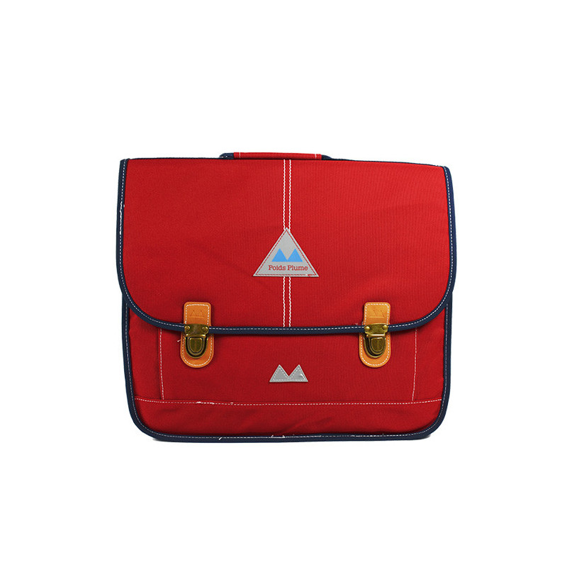 Poids Plume Cartable 41cm Classic Red