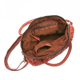 sac biba femme kansas porté épaule cognac