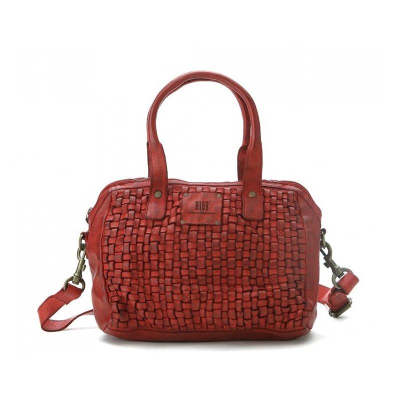 sac à main biba femme kansas rouge