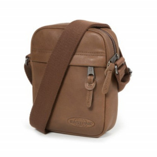 Eastpak The One Leather Cuir Pochette Bandoulière Brownie Leather cote