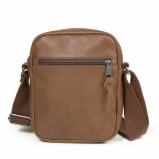 Eastpak The One Leather Cuir Pochette Bandoulière Brownie Leather dos