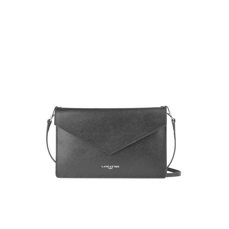 Lancaster Element Sac Pochette 222-03 Noir In Rouge face