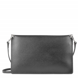 Lancaster Element Sac Pochette 222-03 Noir In Rouge dos
