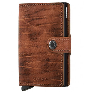 Secrid Porte-Carte Miniwallet Dutch Martin Whisky