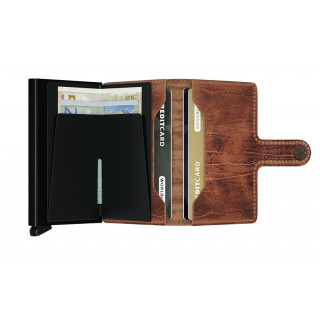 Secrid Porte-Carte Miniwallet Dutch Martin Whisky