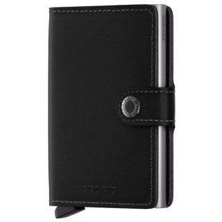 Secrid Porte-Carte Miniwallet Original Black