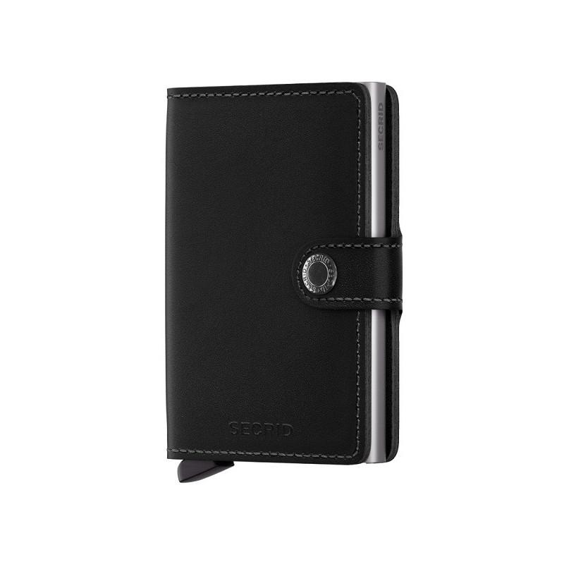 Secrid Porte-Carte Miniwallet Original Black