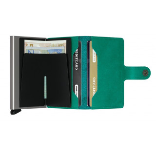 Secrid Porte-Carte Miniwallet Original Esmerald Green