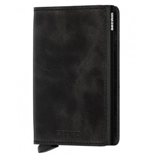 Secrid Porte-Carte Slimwallet Vintage Black