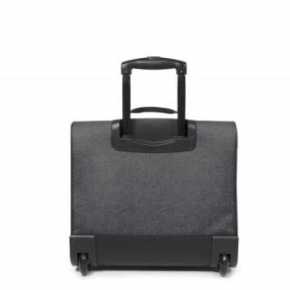 Eastpak Tranverz H Bagage Cabine et Pc Black Denim dos