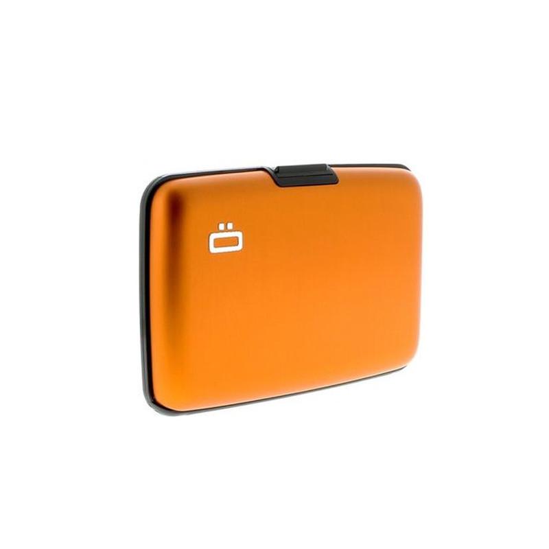 Ogon Stockholm Porte Cartes Orange