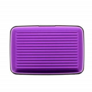 Ogon Stockholm Porte Cartes Purple dos