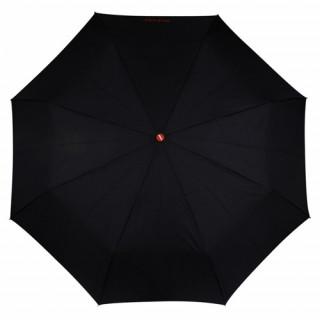 Isotoner X-TRA Solide Parapluie Pliant Automatique Noir
