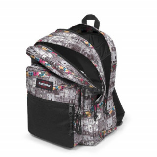 Eastpak Pinnacle Sac à Dos 89P Black Squares