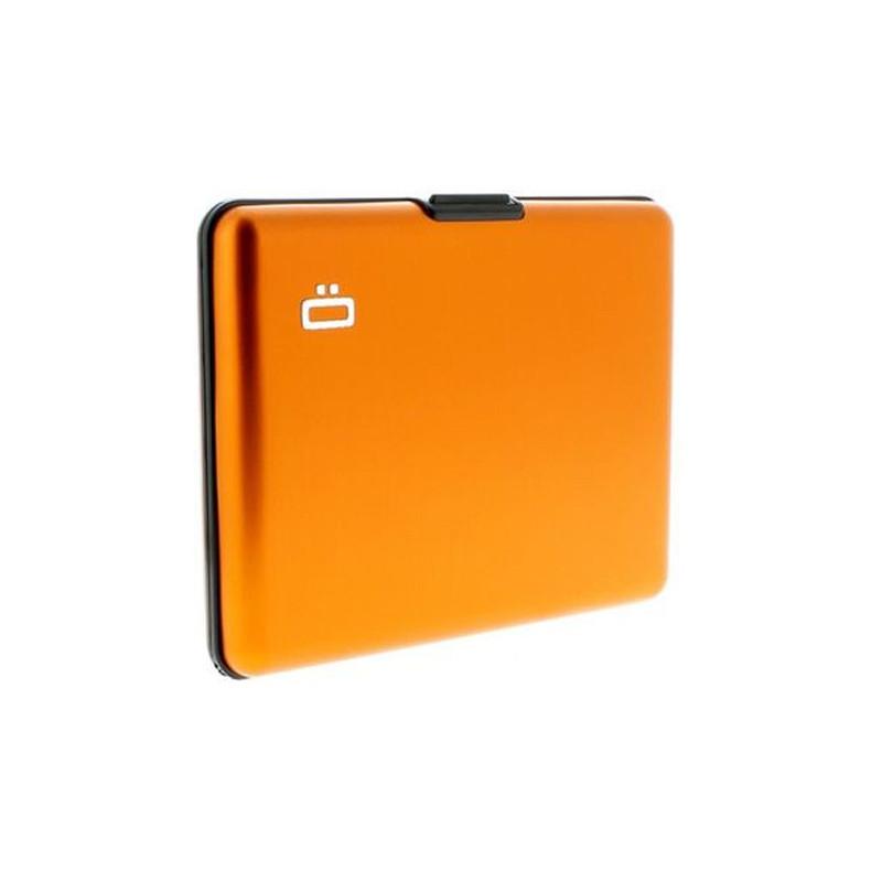 Ogon Portefeuille Big Stockholm Orange