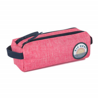 Rip Curl Solid Trousse Double Compartiment Pink