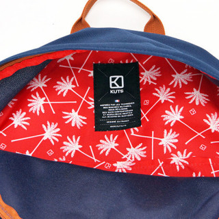 KUTS Sac à Dos Cityzen Fresh Triangles