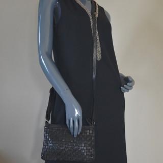 Biba Kansas KA9 Sac Porté-Croisé Negro porté