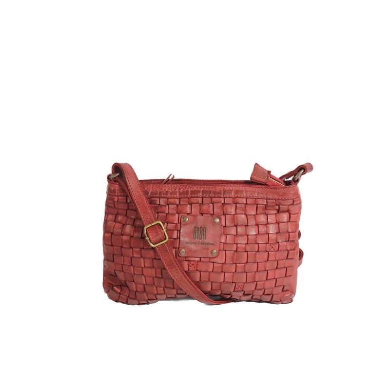 sac biba femme rouge