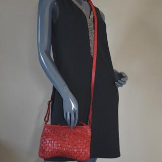 Biba Kansas KA9 Sac Porté-Croisé Rojo porté