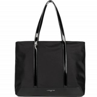 Lancaster Basic Verni Sac Shopping 514-77 noir