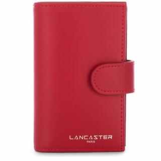 Lancaster Constance Porte cartes 127-13 rouge