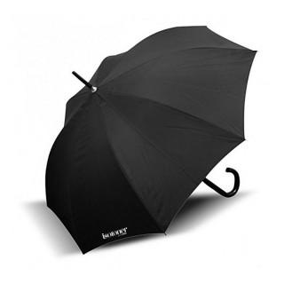 Isotoner Parapluie Canne Noir
