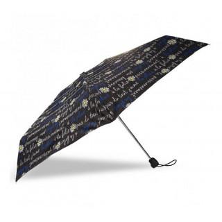 Isotoner Parapluie Mini Pliant Automatique Amour