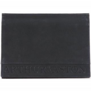 Arthur et Aston Destroy Porte Papiers 1438-982 Noir