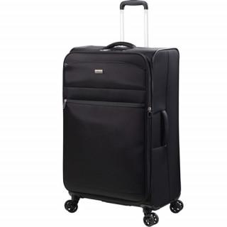 Jump Toledo 2.0 valise Verticale souple 75cm Trolley 4 Roues Noir
