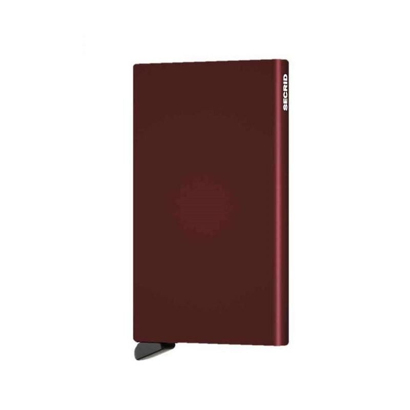 Secrid Porte-Carte Cardprotector Bordeaux