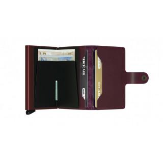 Secrid Porte-Carte Miniwallet Original Bordeaux