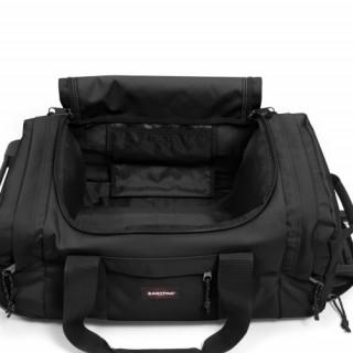 Eastpak Leatherface S Sac de Voyage Black  ouvert
