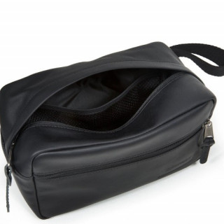 Eastpak Yap Leather 64o Black Ink Leather ouvert
