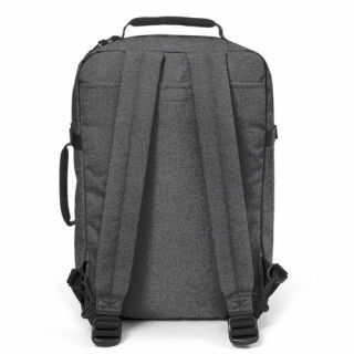 Eastpak Hatchet Sac à Dos et Besace 77h Black denim dos