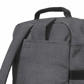 Eastpak Hatchet Sac à Dos et Besace 77h Black denim dos 2