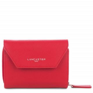 Lancaster Adèle Portefeuille 121-29 Rouge