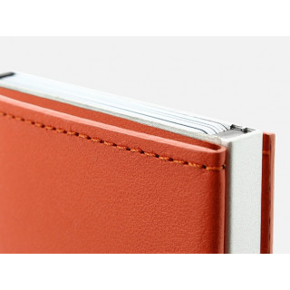 Ogon Porte Cartes Cascade Wallet Orange