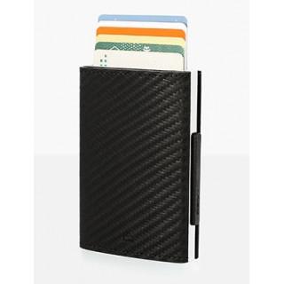 Ogon Porte Cartes Cascade Wallet Carbon