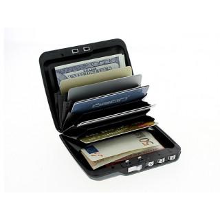 Ogon Porte Cartes Code Sécurisé Wallet Platinium