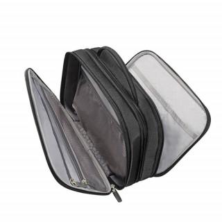 Samsonite Spark SNG Trousse de toilette Noir ouvert