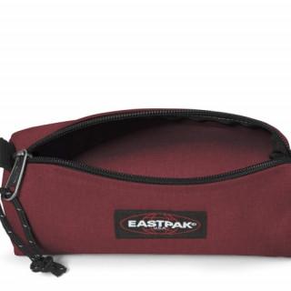 Eastpak Benchmark 23s Crafty Wine ouvert