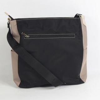 Lancaster Basic Sport Crossbody Bag 510-27 Black Galet