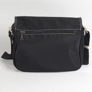 Lancaster Basic Sport Crossbody Bag 510-26 Black Galet