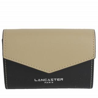 Lancaster Constance Porte Monnaie 137-11 Noir Multi