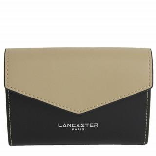 Lancaster Constance  Grand Porte Monnaie 137-12 Noir Multi