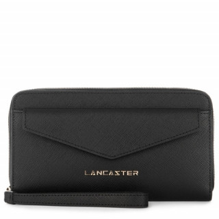 Lancaster Saffiano Signature Tout en Un 127-04 Noir