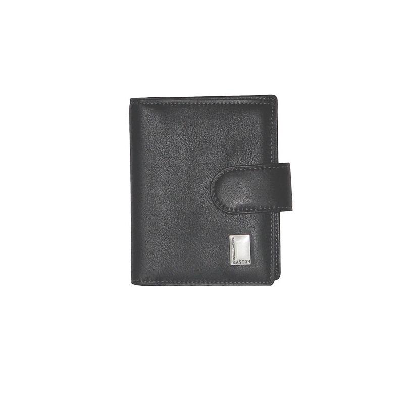 Arthur et Aston Elegance Porte Cartes 576-654 Noir