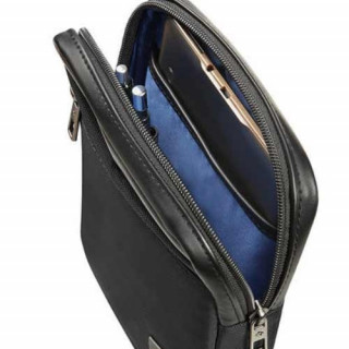 Samsonite Hip Square Pochette Travers Noir