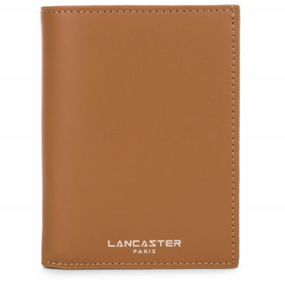 Lancaster Smooth Homme Portefeuille 128-74 Camel In Na